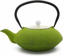Bredemeijer Teekanne Yantai 1,2L, grün, mit