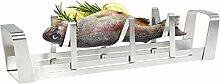 bremermann BBQ - Fischhalter, Fischgriller,