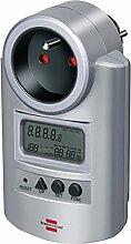 Brennenstuhl 1506601Primera-Line Wechselstromzähler 230V 50Hz 16A 3600W