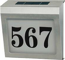 Brennenstuhl Hausnummer Solar Power /