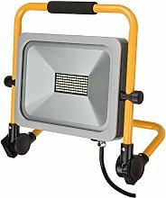 Brennenstuhl Mobiler Slim LED-Strahler (50 Watt,