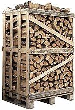Brennholz 2 RM 800 kg BIRKE 33 cm trocken