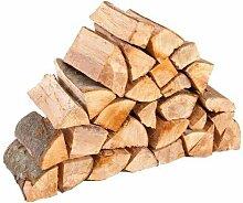 Brennholz Buche in Stämme von 25cm lang in Box