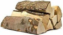 Brennholz Buche, Kaminholz, auf Palette mit