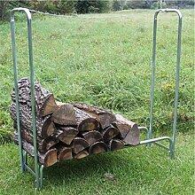 Brennholz-Regal Kaminholz-Regal Stapelhilfe