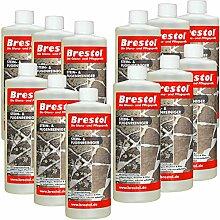 Brestol Stein- & Fugenreiniger 12x 1000 ml