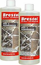 Brestol Stein- & Fugenreiniger 2X 1000 ml