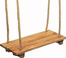 Brettschaukel, Holz