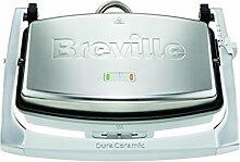 Breville VST071X-01 Sandwichmaker, panini presse,