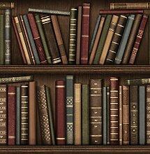 Brewster FD40545 Bücherregal, Braun