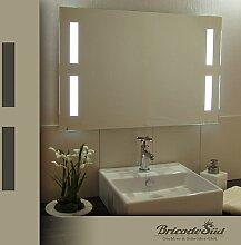 Bricode Süd 75x 50 LED Lichtspiegel & Badspiegel Laguna kaltweiß 18W