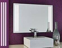Bricode Süd LED Badspiegel Clarius (CQ) Wandspiegel in ver. Größen & Lichtfarben (neutralweiß, 70 x 70 cm) Spiegel Lampe Bad