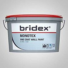 Bridex J62A685 Monotex WallPaint RAL 9010 weiße