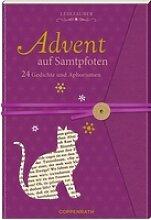Briefbuch - Advent auf Samtpfoten