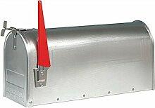 Briefkasten 891 W Höhe 220mm Breite 170mm Tiefe 480mm weiß US-Mailbox