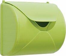 Briefkasten Daniel Garten Living Farbe: Grün