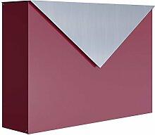 Briefkasten, Design Wandbriefkasten Letter