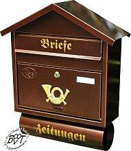 Briefkasten, groß XXL, Premium-Qualität,