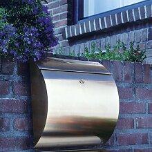 Briefkasten Iain aus Edelstahl Garten Living