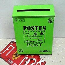 Briefkasten im Landhaus-Stil, klein,