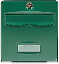 Briefkasten Mini Balthazar grün