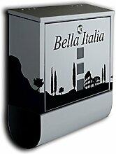 Briefkasten mit Deko Motiv: Bella Italia BK589 ,