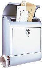 Briefkasten Postkasten Post Zeitungsfach