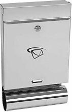 Briefkasten Postkasten Wandbriefkasten Zeitungsbox