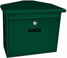 Briefkasten Ramirez Garten Living Farbe: Grün