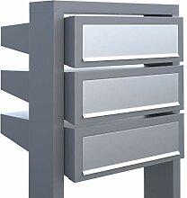 Briefkastenanlage, Design Briefkasten Stairs for