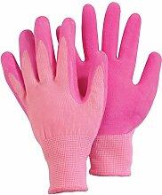 Briers Comfi Medium Garten Handschuh–Rosa
