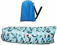 brightinwd Babywippe Luftbett Bett Air Wasserdicht Bean Bag Ultra Leicht für sich entspannen, Camper, Fischen, die Kinder, ausruhen, die Empfänge, die Pool