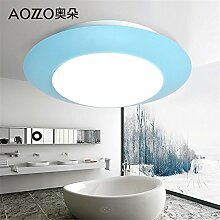 BRIGHTLLT Led Kuppel Licht Schlafzimmer Lampe einfache moderne Zimmer Balkon Beleuchtung, 400 * 106mm