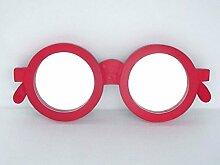 Brille als Spiegel übergroß XXL 33cm für