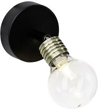 Brilliant LED Leuchte Bulb (Wandspot, messing