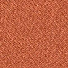 Brilliant Tafeldecke Farbe & Größe wählbar - Rund 220 cm Orange / Dunkelterra - Tischdecke UNI Einfarbig mit Lotus Effek