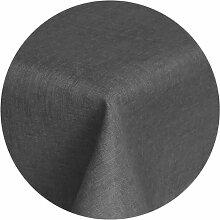 Brilliant Tafeldecke - Rund 140 cm - Grau