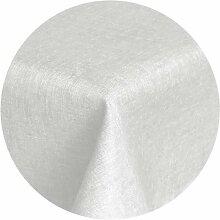 Brilliant Tafeldecke - Rund 180 cm - Weiss