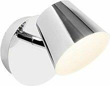 Brilliant Torsion LED Wandspot Wandstrahler
