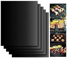 BrilliantDay BBQ Grill-Matte Set von 5 - Non Stick