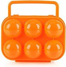 BrilliantDay Eier Aufbewahrungsbox Eierbehälter