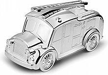 Brillibrum Design Spardose Feuerwehrauto Mit