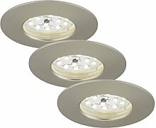 Briloner Leuchten 7204-032 LED Einbauleuchte,