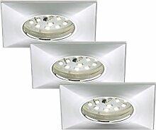 Briloner Leuchten 7205-038 LED Einbauleuchte,