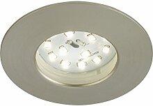 Briloner Leuchten 7231-012 LED Einbauleuchte,