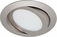 Briloner Leuchten 7285-012 LED Einbauleuchte 8W