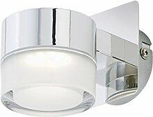 Briloner Leuchten Badezimmerlampe, LED Badlampe,