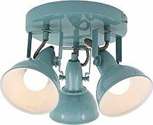 Briloner Leuchten Deckenleuchte, Deckenlampe mit 3