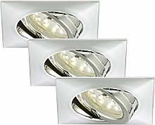 Briloner Leuchten, LED Einbauleuchte,