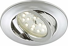 Briloner Leuchten LED Einbauleuchte,